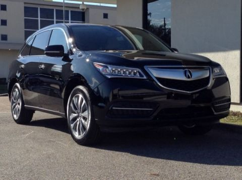 New 2016 Acura MDX with Technology Package With Navigation