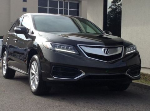 New 2016 Acura RDX with Technology Package With Navigation