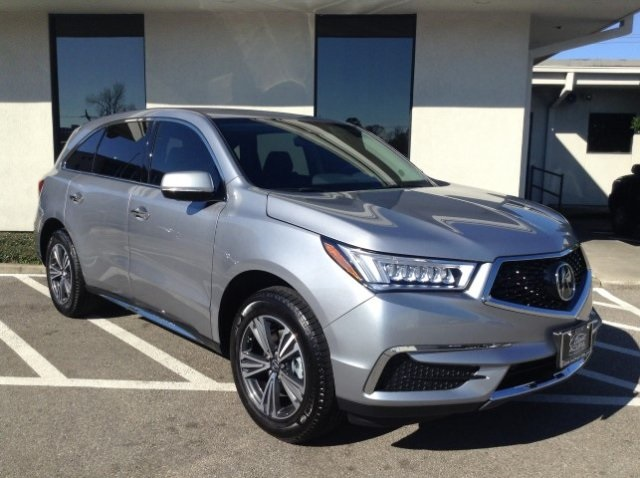 New 2017 Acura MDX Base