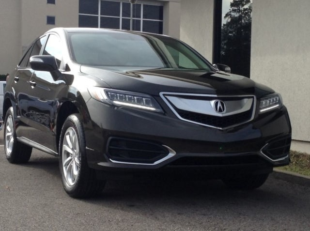 New 2016 Acura RDX with Technology Package