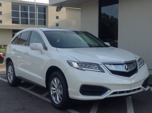 New 2016 Acura RDX AWD with AcuraWatch Plus